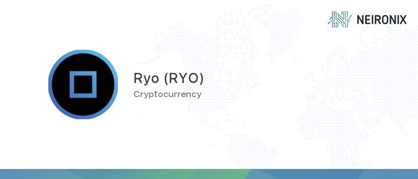 Ryo/ Ryo Currency