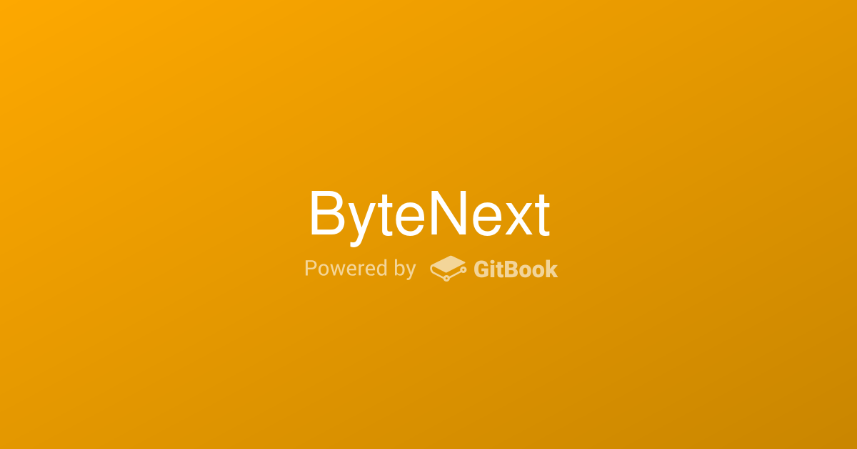 BNU / ByteNext