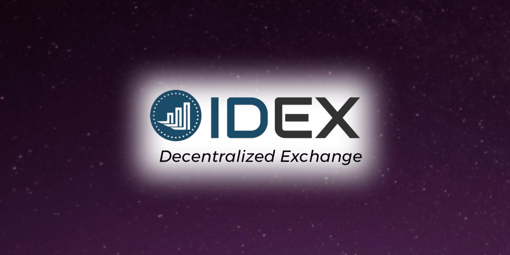 IDEX/ IDEX