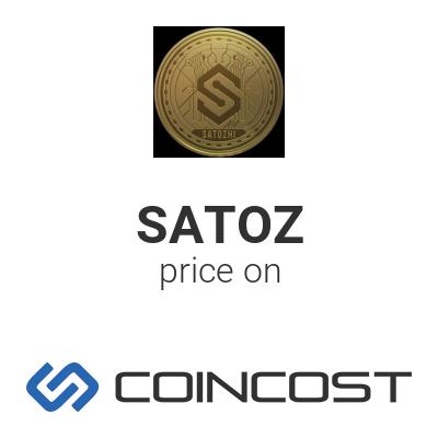SATOZ / Satozhi